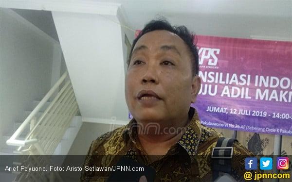 Semua Orang Tercengang Melihat Jokowi dan Arief Poyuono - JPNN.com