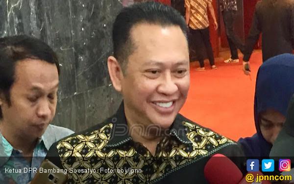 Bamsoet Minta Jokowi Menjadi Saksi - JPNN.com