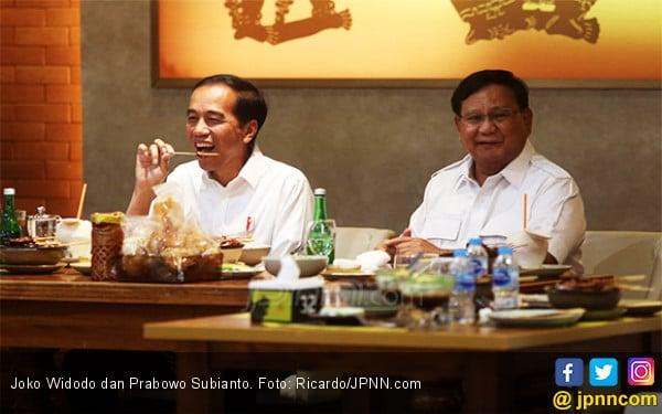 Kata Jokowi soal Kemungkinan Gerindra Gabung Pemerintahan - JPNN.com