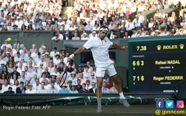 Roger Federer: Ini akan Menjadi Pertandingan Paling Favorit Buat Saya - JPNN.com