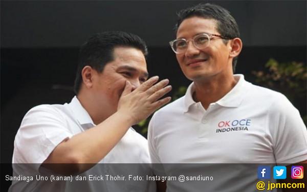 Sandi Singgung Opsi Referendum Soal Pemindahan Ibu Kota - JPNN.com