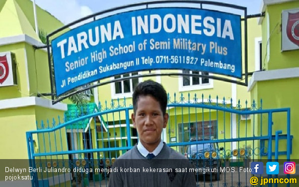 Obby Jadi Tersangka Kasus Pelajar Tewas saat MOS, Keluarga Akan Gugat Polresta Palembang - JPNN.com