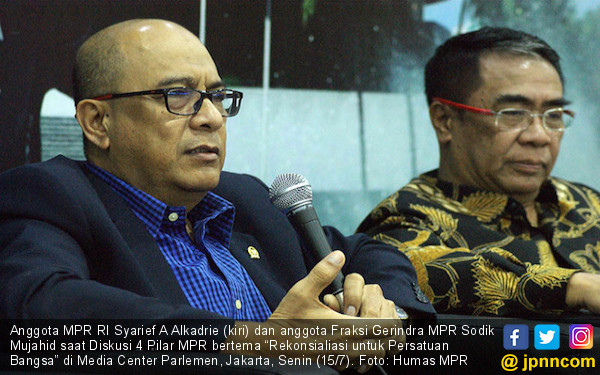 Rekonsiliasi Jokowi - Prabowo Demi Kepentingan Bangsa - JPNN.com