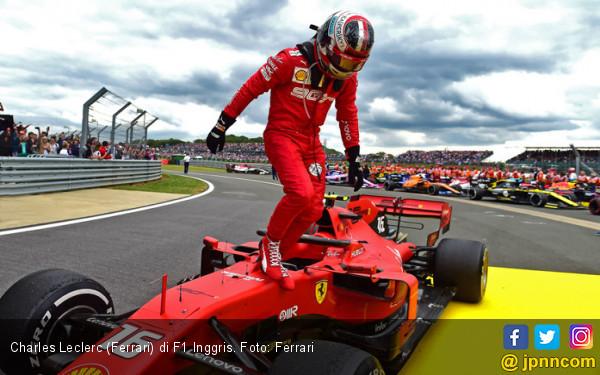 Charles Leclerc Dipercaya Ferrari Sampai Akhir Musim F1 2024 - JPNN.com