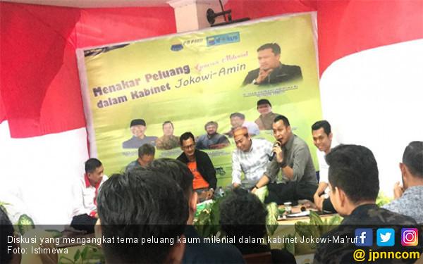 Aminudin Ma'ruf, Twedy Ginting dan Arief Rosyid Masuk Bursa Calon Menteri - JPNN.com