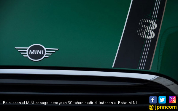 60 Tahun di Indonesia, MINI Bawa Kejutan di GIIAS 2019 - JPNN.com