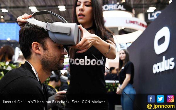 Facebook Akan Hadirkan Gim Populer ke dalam Oculus VR - JPNN.com