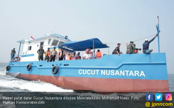 Nasir Minta Kapal Pelat Datar Cucut Nusantara Diproduksi Massal - JPNN.com
