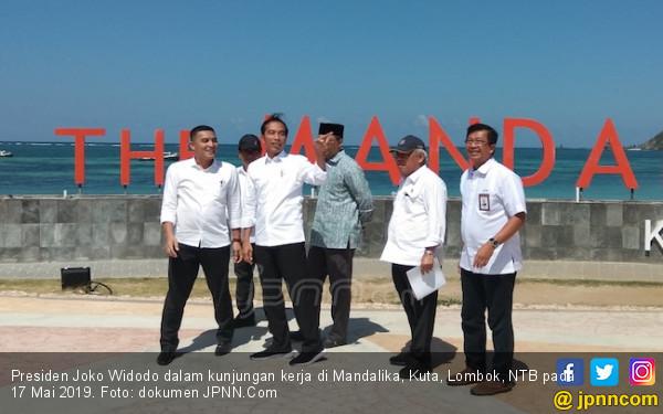 Temuan Presiden Jokowi soal Ragam Persoalan di Destinasi Wisata Prioritas - JPNN.com