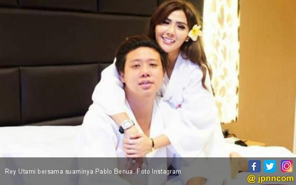 Rey Utami Sedih Banget, Lebih Kurus, dan Sempat Putus Asa - JPNN.com