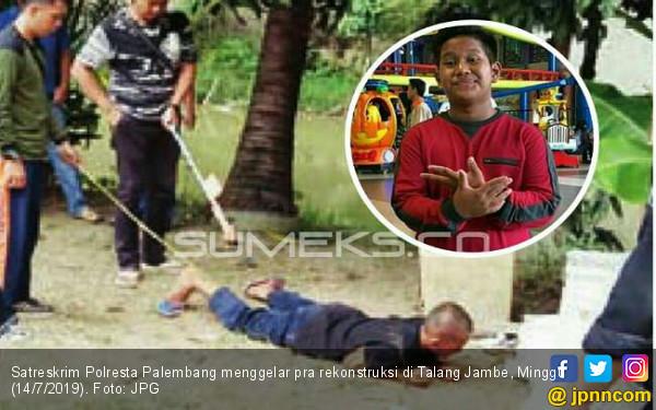 Siswa Tewas saat MOS, Polisi Amankan Sebatang Bambu - JPNN.com