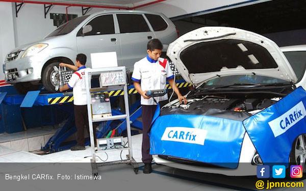 Bengkel Modern CARfix Bidik Konsumen di Tangerang - JPNN.com