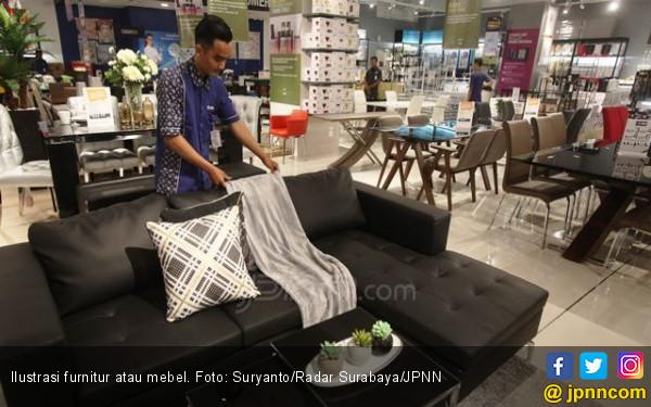 Indonesia Kaya Bahan Baku, Tetapi Gagal Dominasi Pasar Furnitur AS - JPNN.com