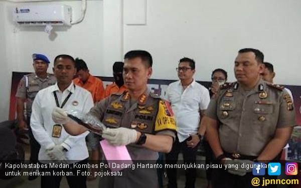 Ribut Soal Cewek, Afdillah Tewas Ditikami, Motor Juga Dibawa Kabur, Sadis! - JPNN.com