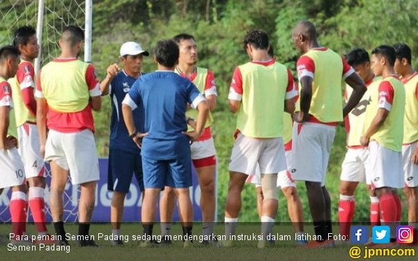 Semen Padang vs Bhayangkara FC: Tidak Cukup Kerja Keras 100 Persen - JPNN.com