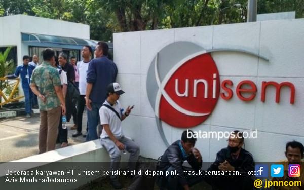 PT Unisem Tutup Total 30 September, Bagaimana Uang Pesangon 1.500 Karyawan? - JPNN.com