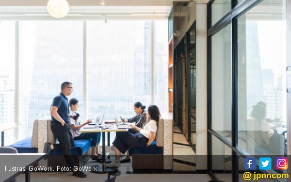 Membedah Keuntungan Menyewa Ruang Kerja GoWork - JPNN.com
