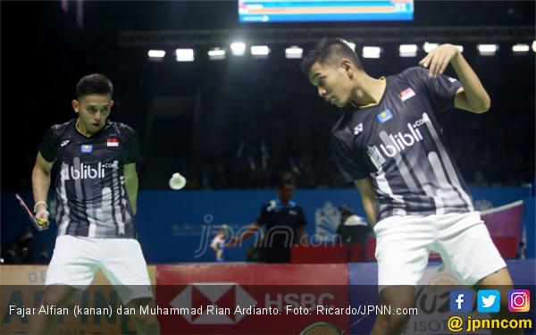 FajRi Buka Jalan Wakil Indonesia ke 16 Besar China Open - JPNN.com