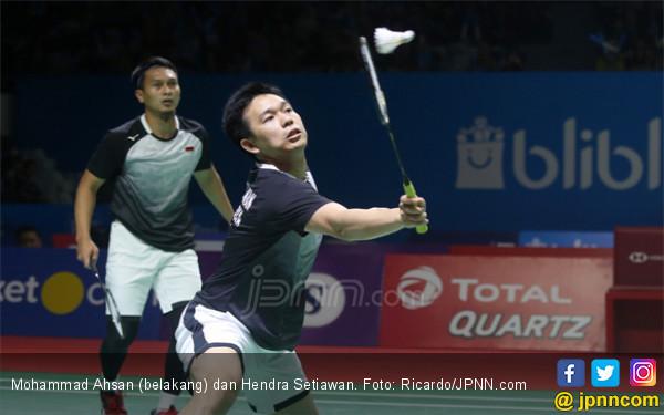 Lampaui Target di Blibli Indonesia Open 2019, Ini Kata Daddies - JPNN.com