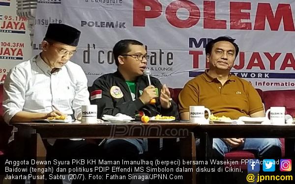PPP Yakin Jokowi Tidak Tersandera Partai dalam Memilih Menteri - JPNN.com