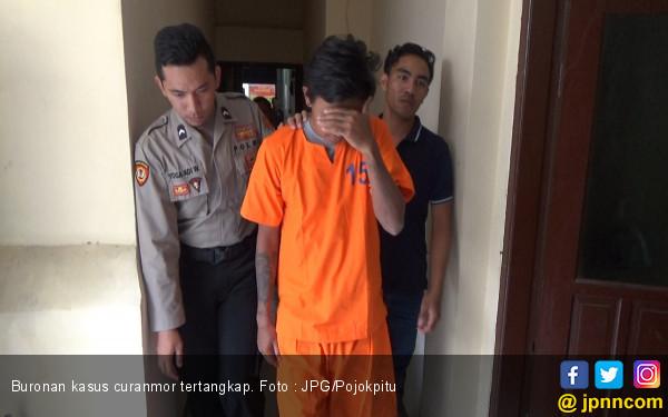 Jadi Buronan Setahun, Eh Ditangkap Saat Akan Menikah - JPNN.com