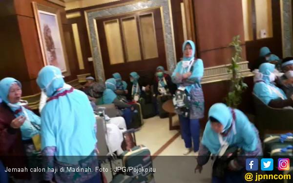 Jemaah Calon Haji jadi Korban Kecelakaan di Makkah karena Beda Kebiasaan Berlalu Lintas - JPNN.com