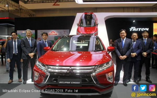 Kupas Tuntas Mitsubishi Eclipse Cross Berbanderol Mulai Rp 478 Juta - JPNN.com
