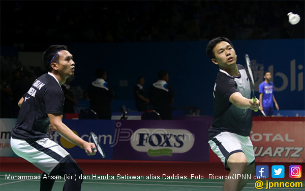 Tembus Semifinal Japan Open 2019, Daddies Memang Luar Biasa - JPNN.com