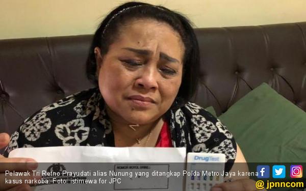 Asisten Ungkap Kondisi Terkini Nunung Setelah Ditangkap karena Narkoba - JPNN.com