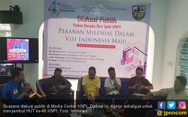 Jangan Kaget Kalau 20 Persen Kabinet Jokowi - Ma'ruf Berisi Menteri Milenial - JPNN.com