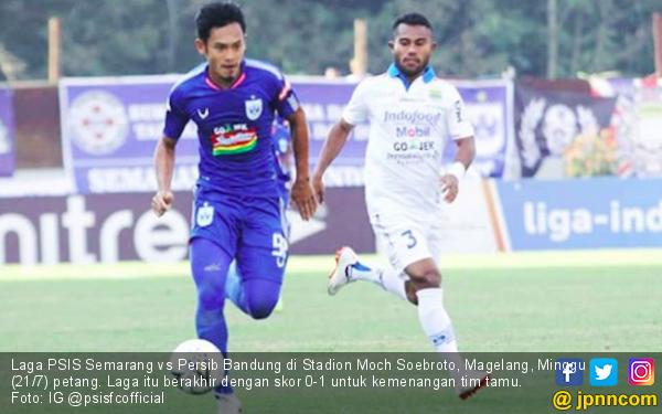 Persib Bandung Sukses Petik Tiga Poin Atas PSIS Semarang - JPNN.com