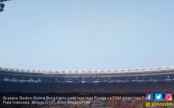 Starting Line Up Persija vs PSM: Tuan Rumah Timpang, Tamu Bakal Lebih Garang - JPNN.com