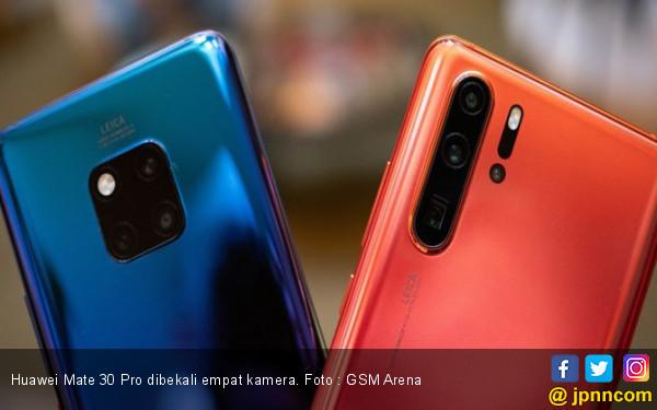 Huawei Mate 30 Pro Akan Hadir dengan Dua Fitur Canggih Ini - JPNN.com