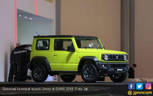Pilih-Pilih Mobil Baru dengan Harga di Bawah Rp 400 Juta di GIIAS 2019 - JPNN.com