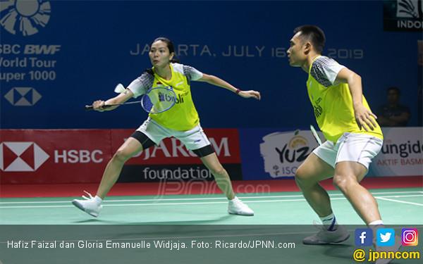 Dua dari Empat Ganda Campuran Indonesia Ditargetkan Masuk Semifinal BWC 2019 - JPNN.com