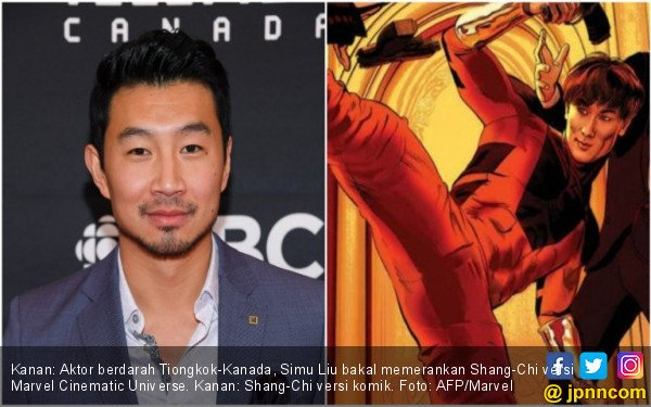 Shang-Chi, Superhero Asia Pertama Marvel Cinematic Universe - JPNN.com