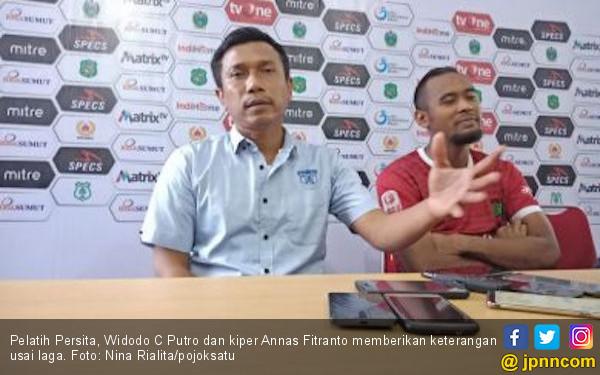 Langkah Widodo C Putro Usai Persita Bermain Imbang Lawan Persiraja - JPNN.com