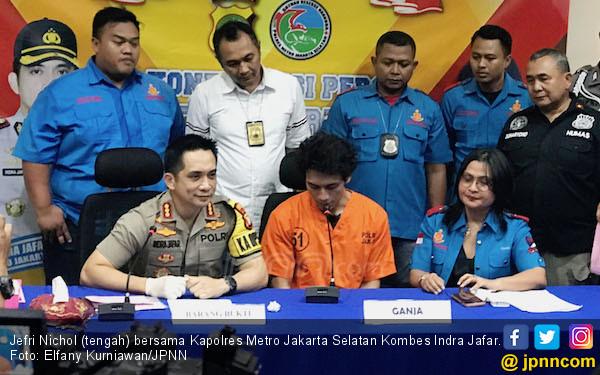 Jefri Nichol Pertama Kali Rayakan Iduladha di Tahanan - JPNN.com