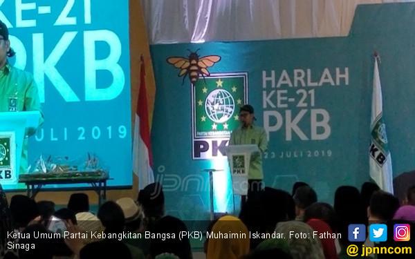 Cak Imin: Ingat, PKB Itu Bisa Menyengat Seperti Lebah - JPNN.com