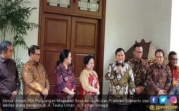 Pertemuan Mega dan Prabowo Harus Dilihat Dalam Perspektif Kebangsaan - JPNN.com