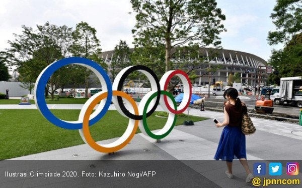 Hitung-Hitung Kerugian Jepang jika Olimpiade 2020 Dibatalkan - JPNN.com