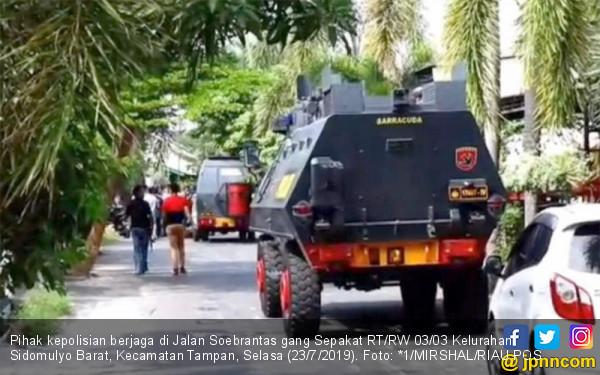 Satriandi, Sang Bandar Narkoba Tewas Diterjang Empat Peluru - JPNN.com