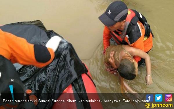 Dua Bocah Tewas Tenggelam di Kolam Renang Sebuah Rumah yang Direnovasi - JPNN.com