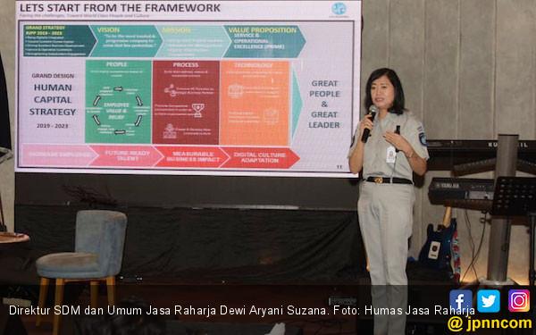 Strategi Jasa Raharja Menjawab Tantangan Revolusi Industri 4.0 - JPNN.com