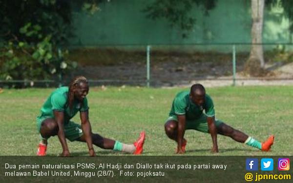 Gurning Beri Sinyal Duo Pemain Naturalisasi PSMS Bakal Dicoret - JPNN.com