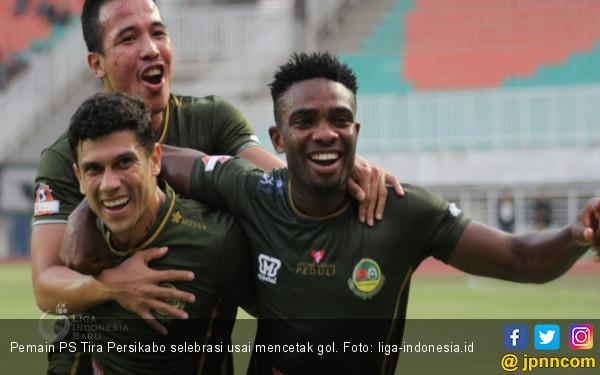Perkiraan Susunan Pemain PS Tira Persikabo vs Bali United - JPNN.com