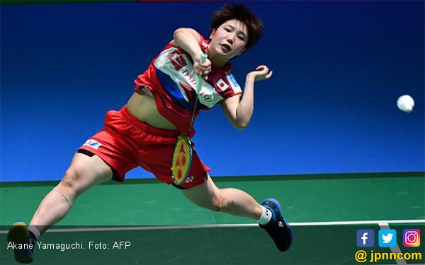 Yamaguchi Tembus Final Japan Open 2019, Torehan Hebat Jepang 2013 Terulang - JPNN.com