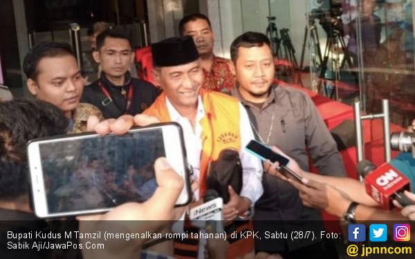 KPK Jerat Bupati Kudus, Begini Kasusnya - JPNN.com