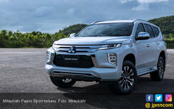 Pajero Sport Terbaru Debut Dunia di Thailand, Ini Kata Mitsubishi Indonesia - JPNN.com