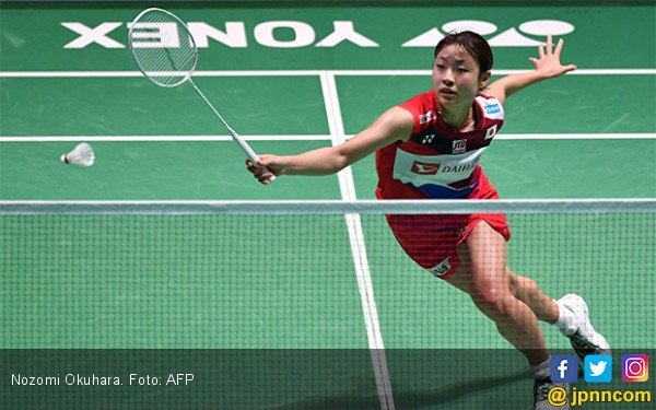 Japan Open 2019: Nozomi Okuhara Catat Back-to-Back ke Final - JPNN.com